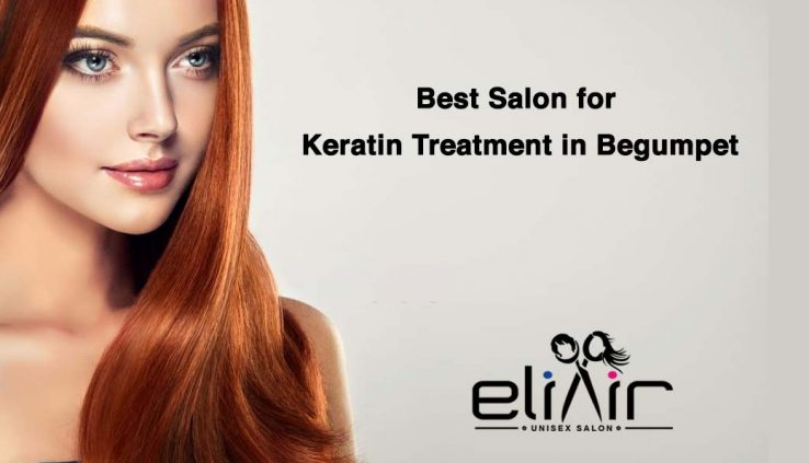 Keratin Treatment in Begumpet