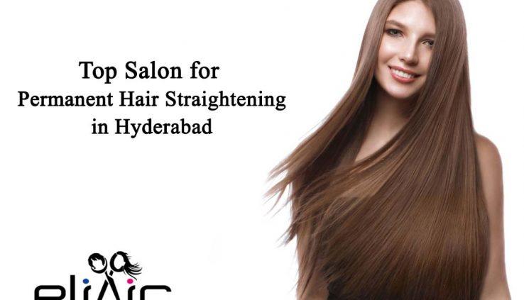 Best Hair Straightening in Hyderabad