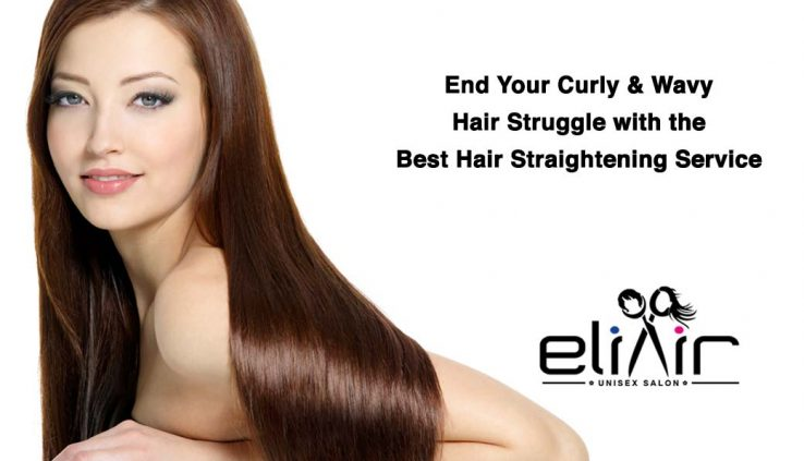 Best Hair Straightening Offers in KPHB Colony