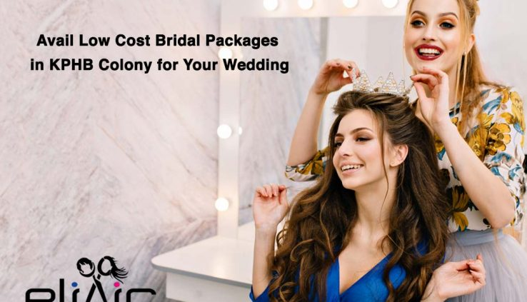 bridal makeup services in KPHB Colony
